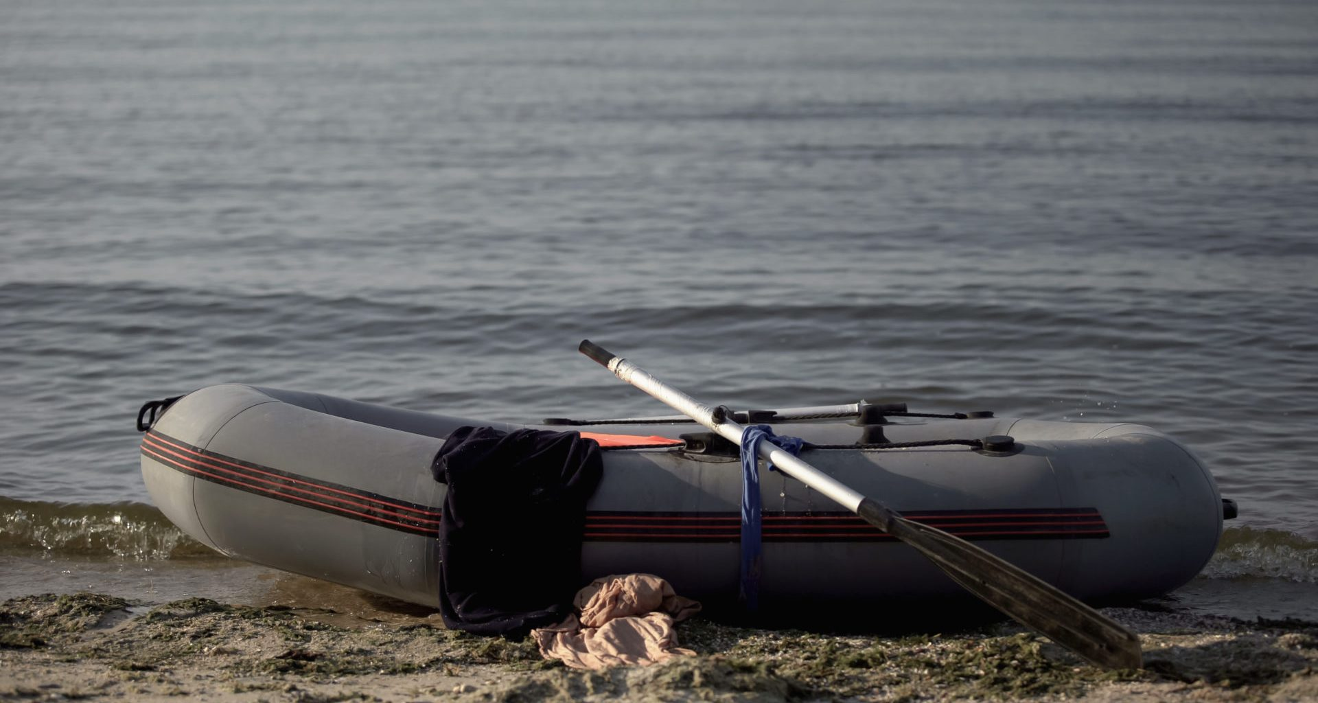 'All I could see was water': Asylum journeys across the channel 8