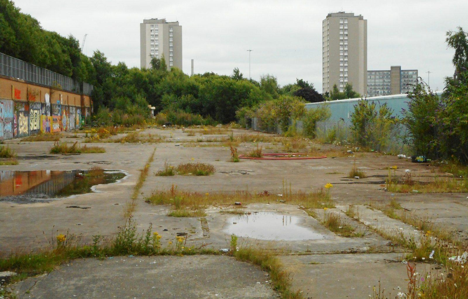 Scotland losing 'substantial revenue' over derelict land 8