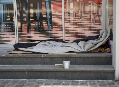 Homeless deaths in Scotland rise by 11 per cent 12