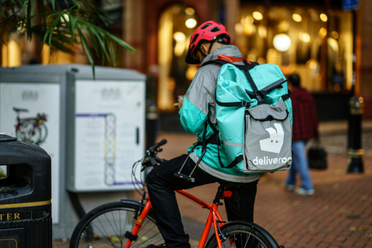 Revealed: the Scottish Deliveroo riders earning less than minimum wage 8