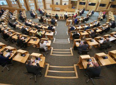 Scottish Parliament election marginal constituencies
