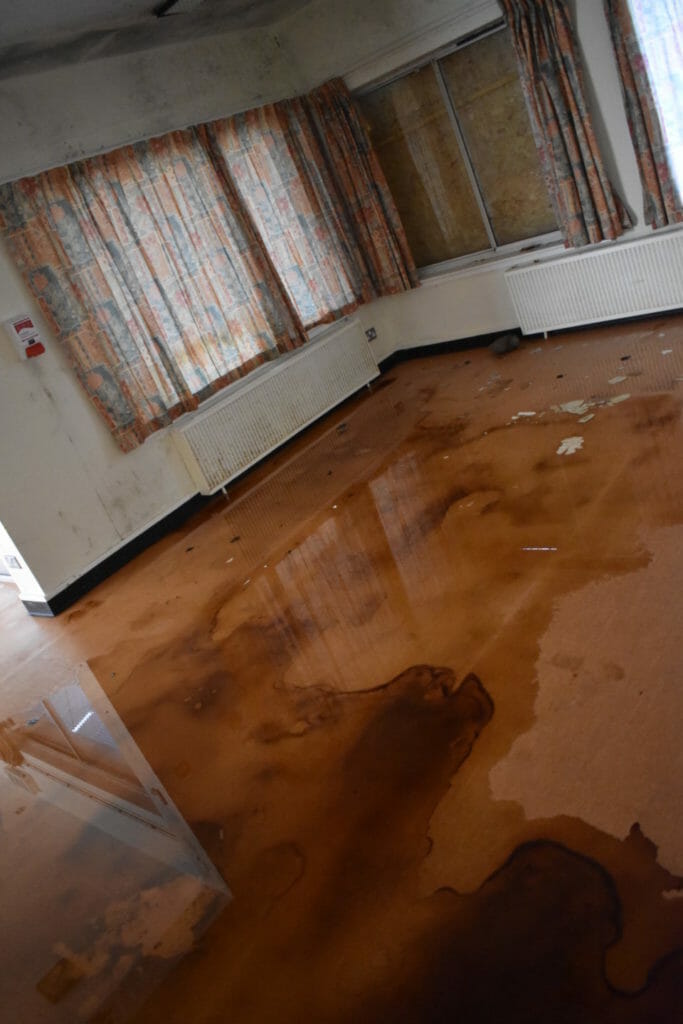 NHS Tayside stalls community plans for abandoned infirmary 16