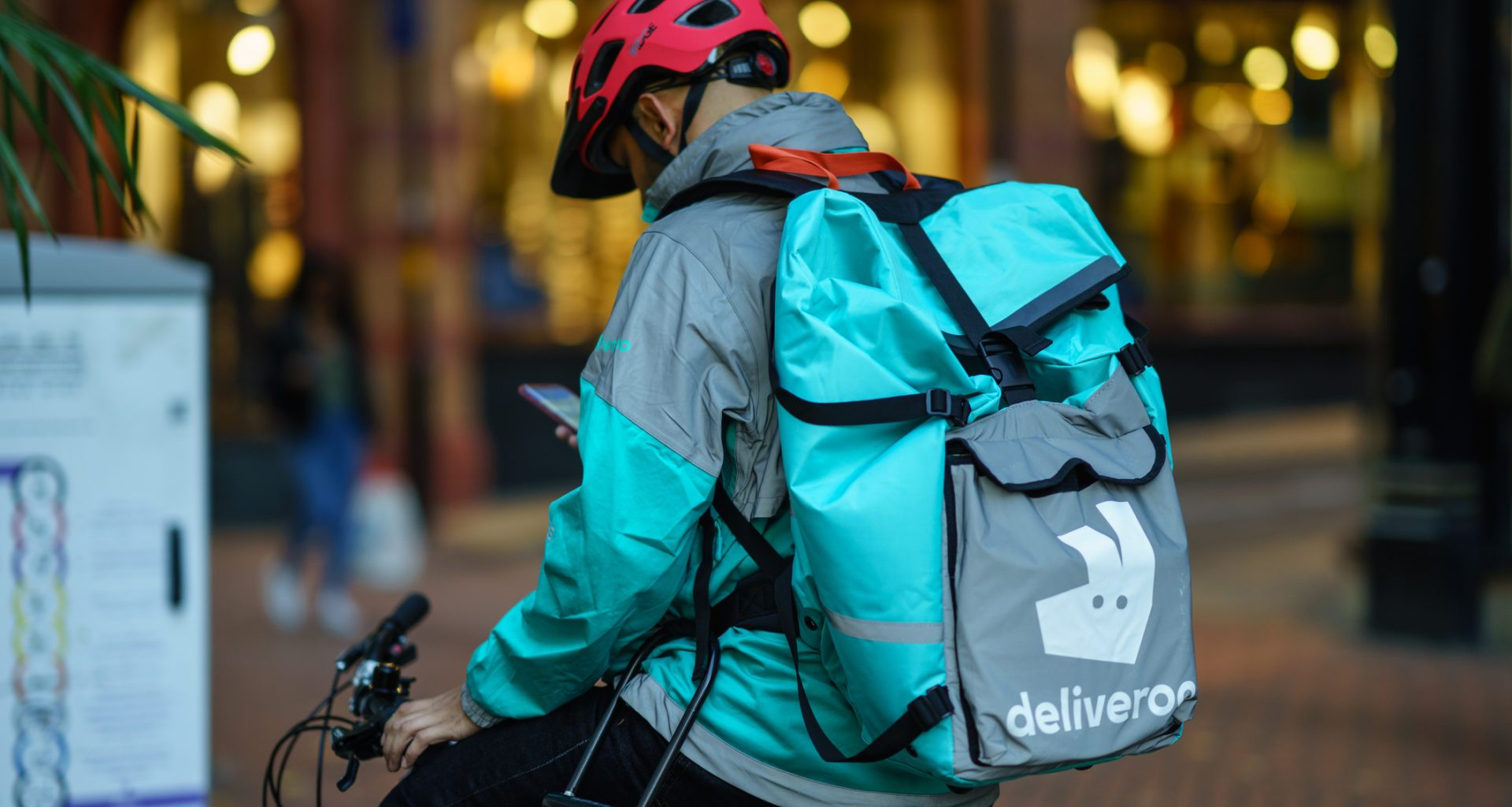 Food delivery firms must address rider safety concerns, say campaigners 8