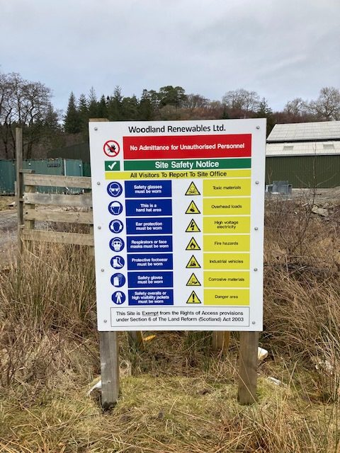 Highland estate owner breaching public access rights, say locals 17