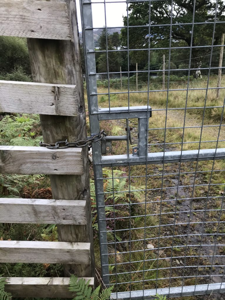 Highland estate owner breaching public access rights, say locals 11