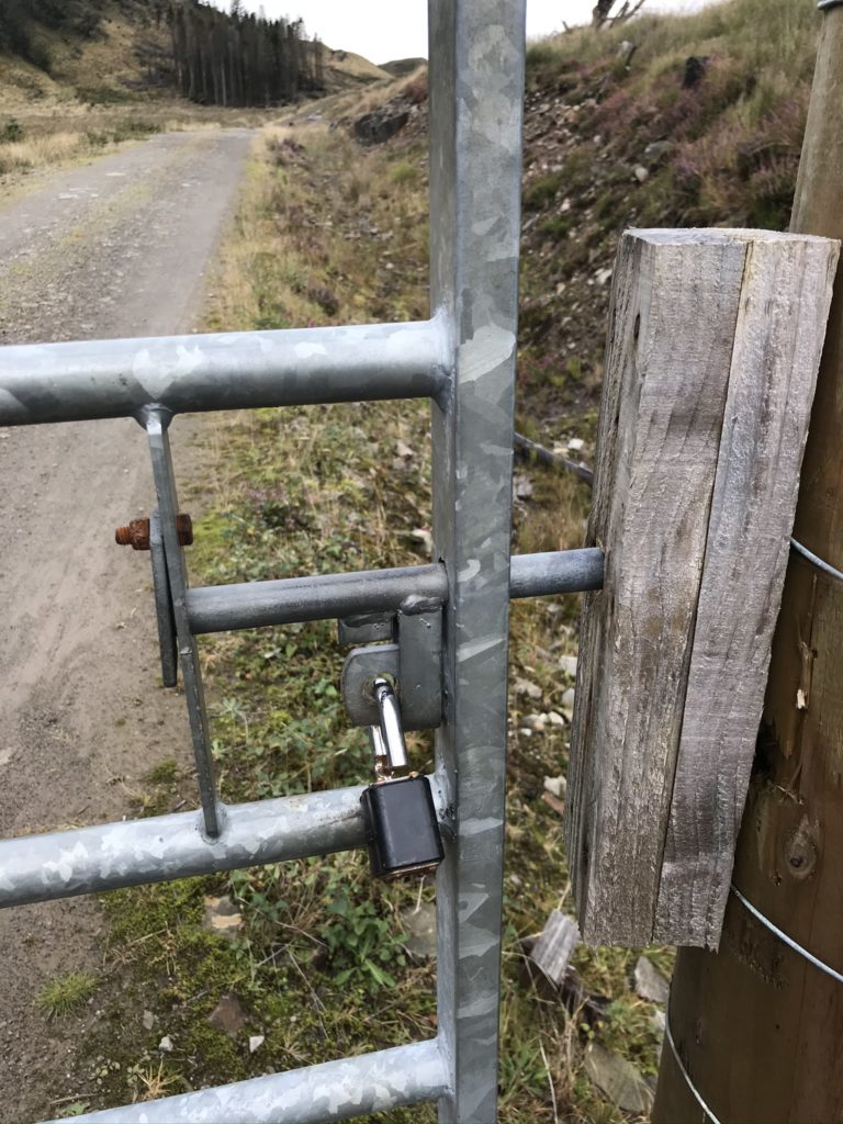 Highland estate owner breaching public access rights, say locals 12