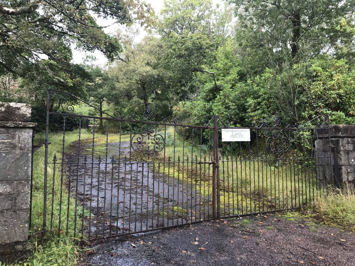 Highland estate owner breaching public access rights, say locals 15