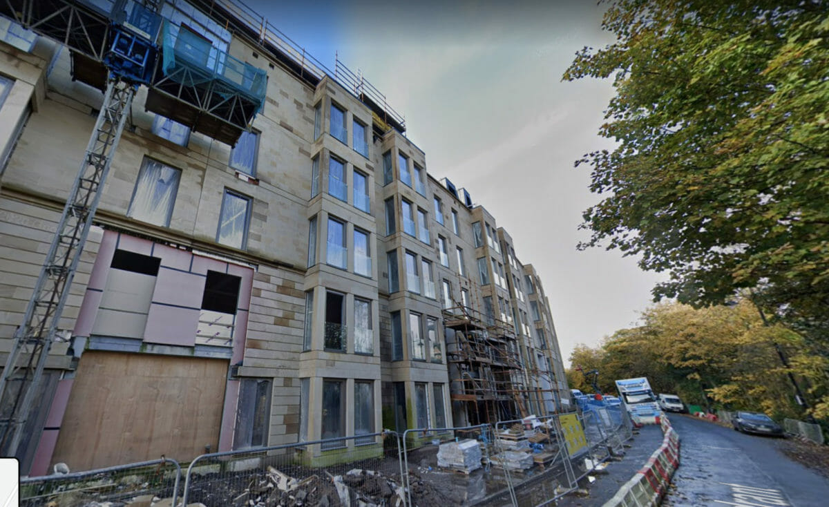 Scotland's public land sold off to luxury property developers 9