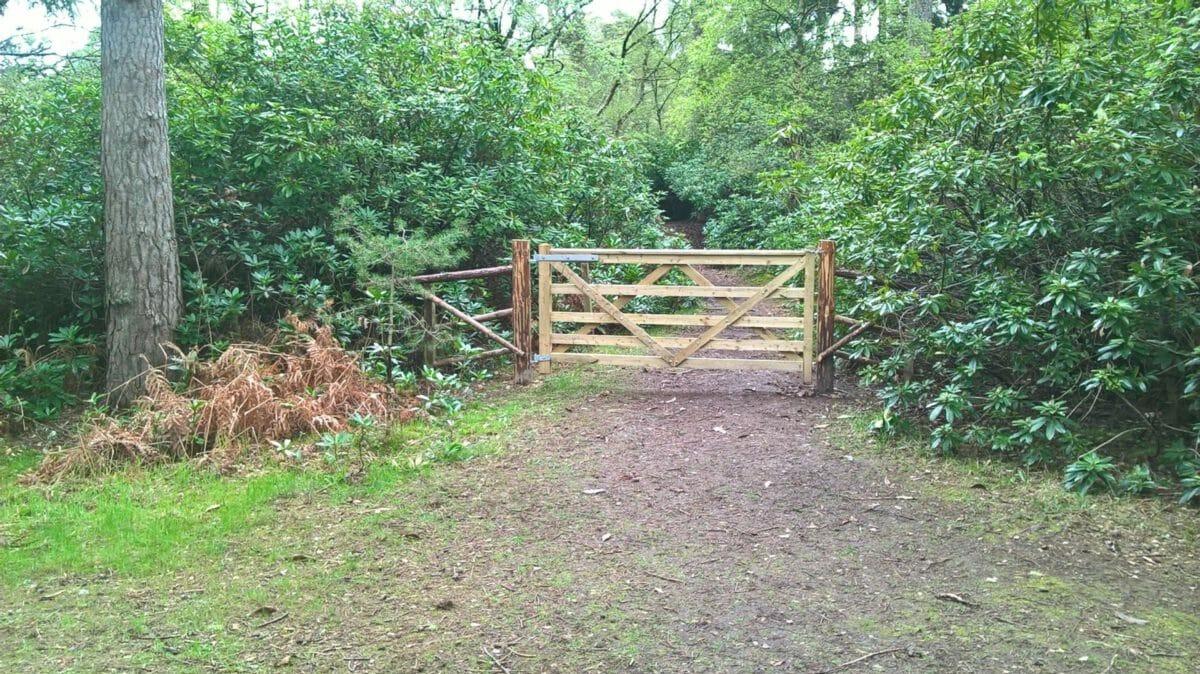Moray estate 'illegally' blocking land access, says MSP 12