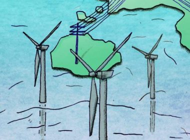 Windfall: one third of Scotland's biggest wind farms linked to tax havens 9