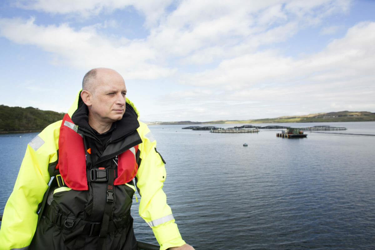 Troubled waters: communities at odds on fish farming 13