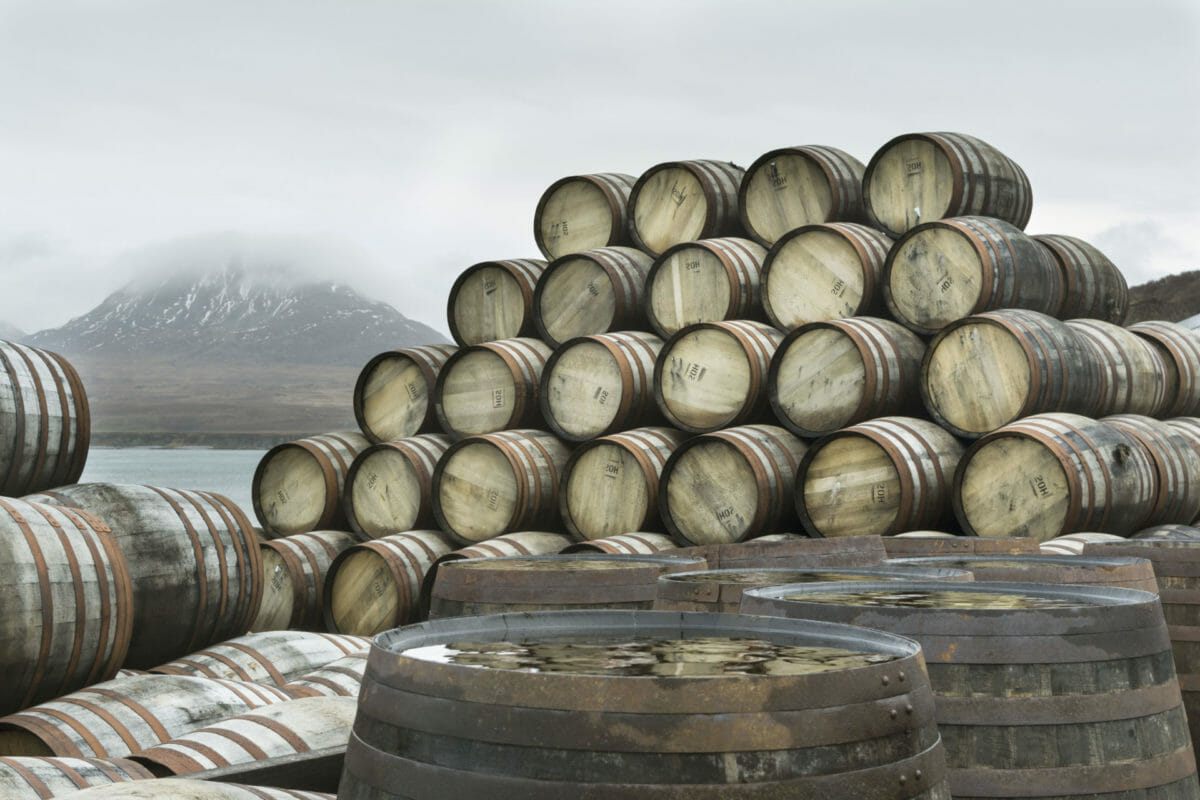 Drinks giants, fashion tycoons, and the world's richest man: who owns Scotland's whisky? 10