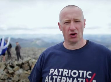 Far right leader condemned for 'racial nationalist' comment 9