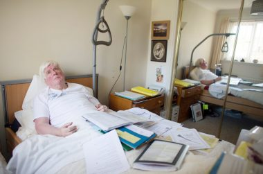 """Western General Hospital accused of """"medical negligence, lies and cover-ups"""" by paralysed patient 15"""