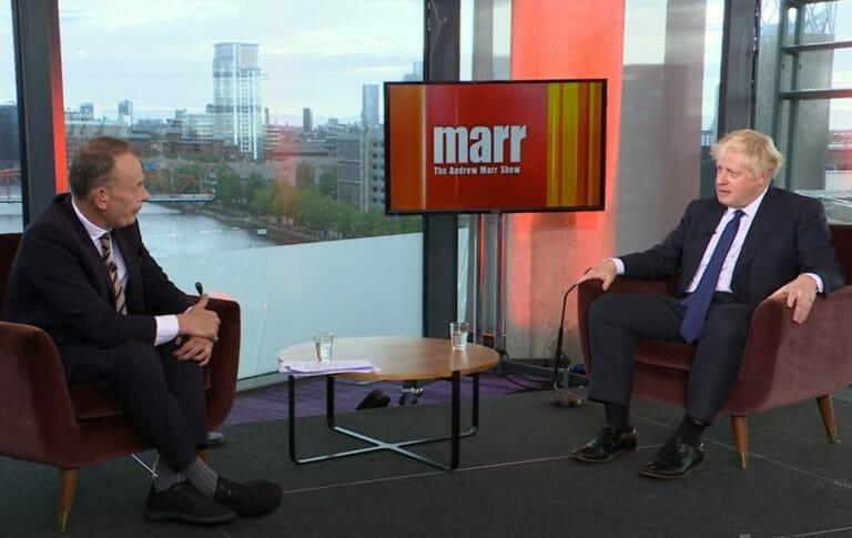The FFS Show Episode 17: Boris Johnson vs Andrew Marr 29