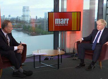 The FFS Show Episode 17: Boris Johnson vs Andrew Marr 9