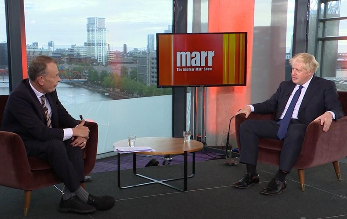 The FFS Show Episode 17: Boris Johnson vs Andrew Marr 8